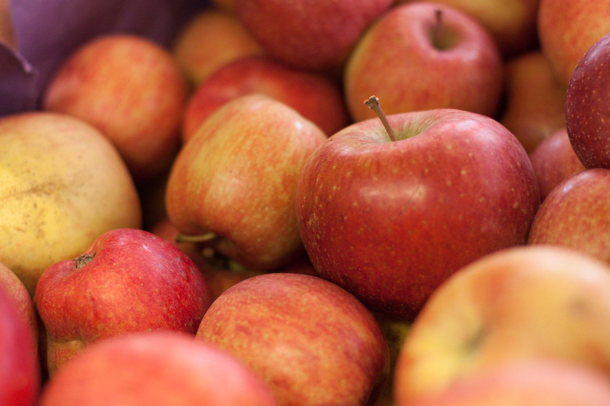 Frisches Obst beim Obsthof Kasper in Oberkirch und Offenburg