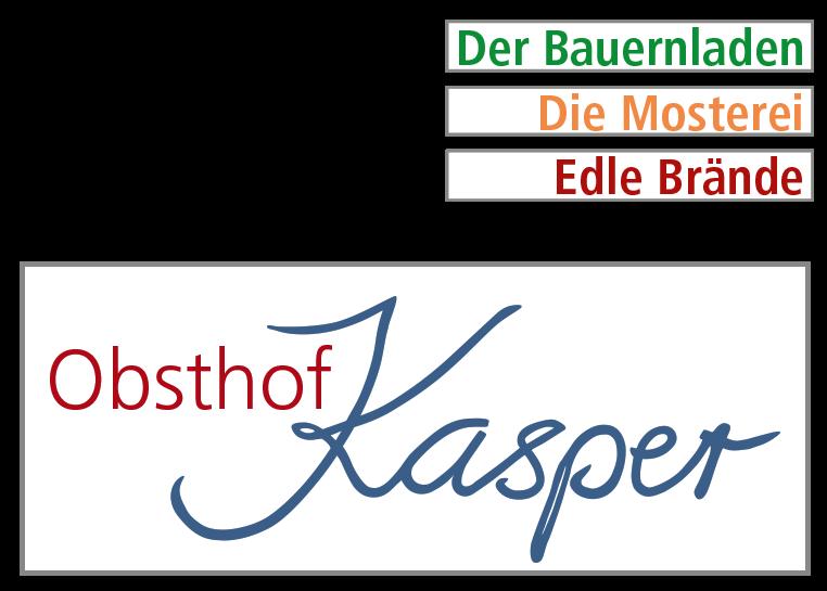 Logo Obsthof Kasper Nußbach