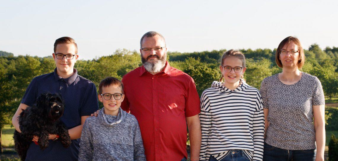 Familie Josef Kasper - Willkommen bei uns!