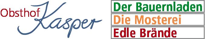 Logo Obsthof Kasper
