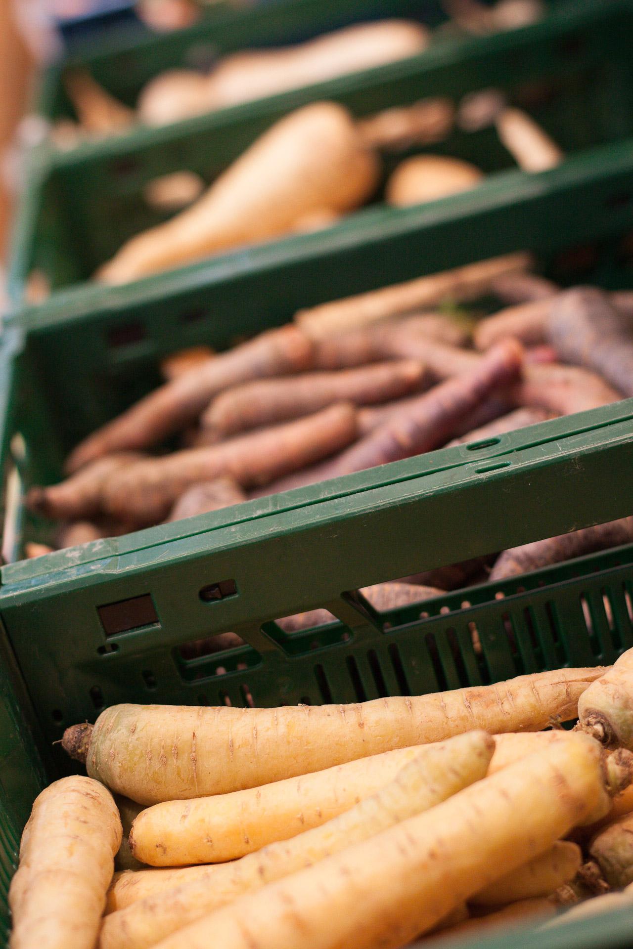 Seltene Sorten - alternative Lebensmittel - gesundes Gemüse