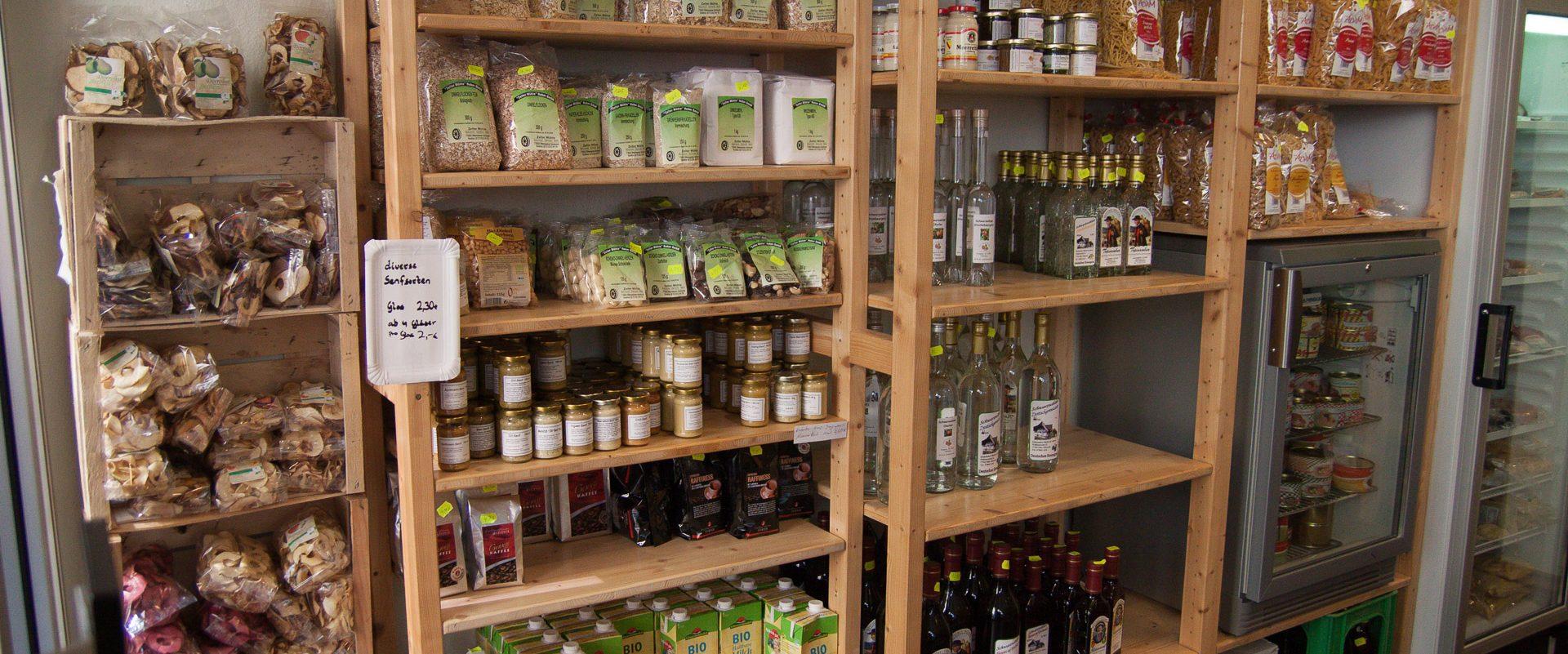 Waren verschiedener regionaler Anbieter finden Sie in unserem Sortiment.