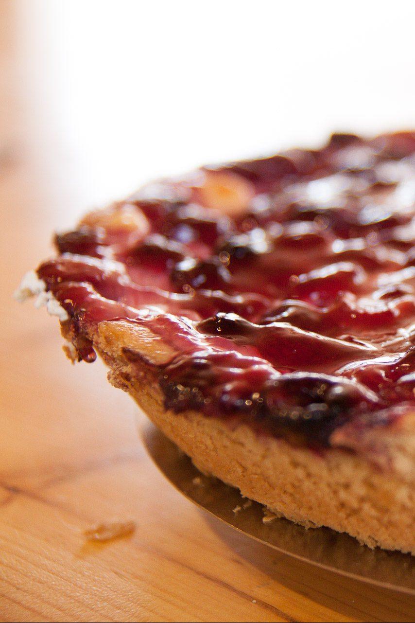 Obstkuchen mit saisonalem Obst - Eine Spezialität des Obsthof Kasper